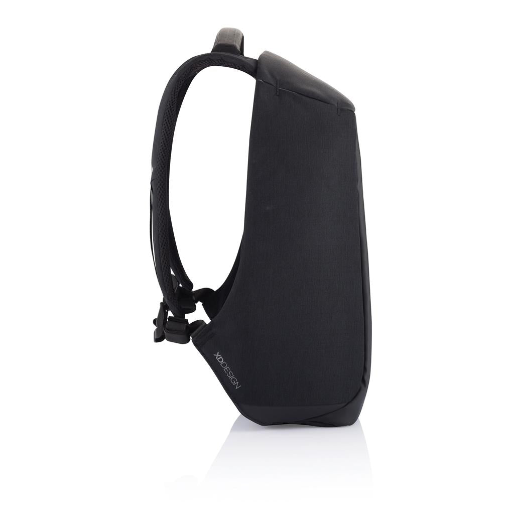 Bobby Backpack Original Mochila Antirrobo Negra