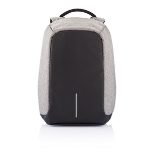 Bobby Backpack Original Mochila Antirrobo Gris