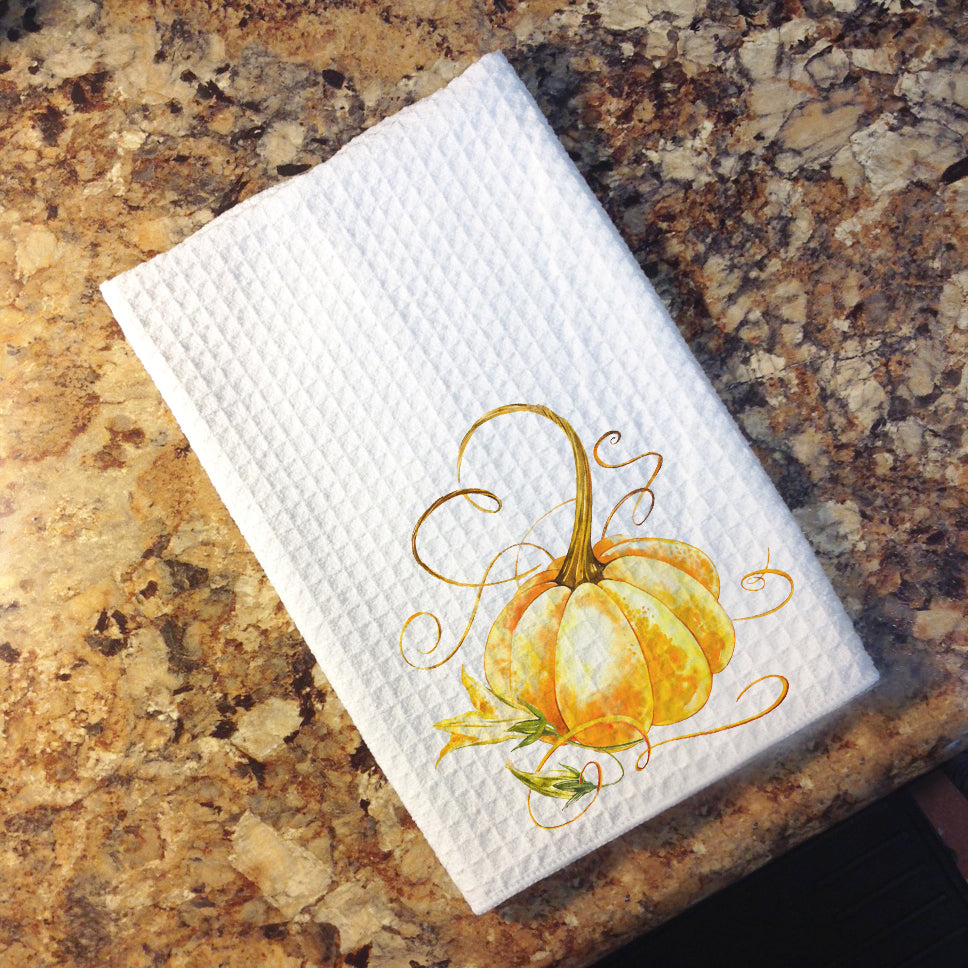 Tea Towel - Pumpkin