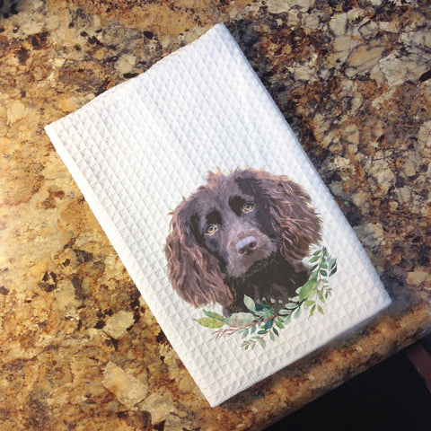 Tea Towel - Boykin Spaniel