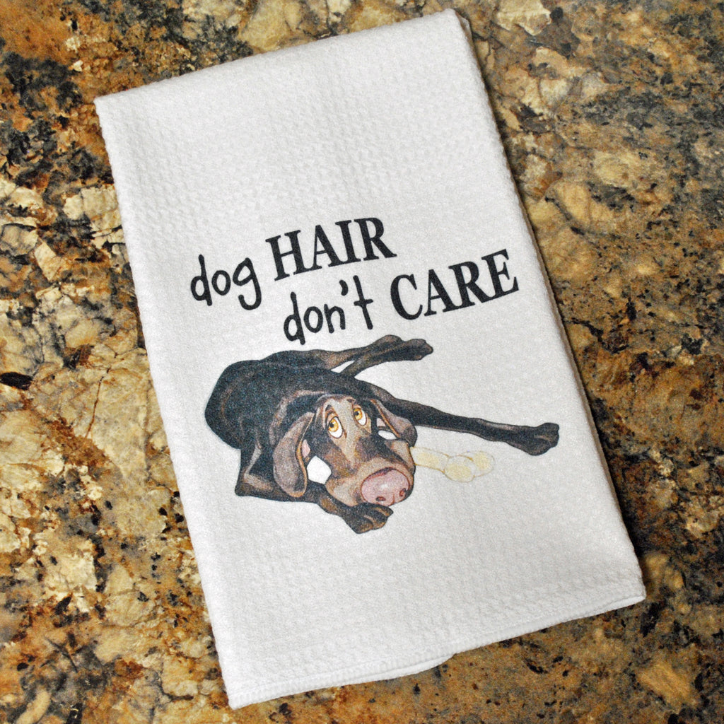 Tea Towel - Dog Hair Don't Care