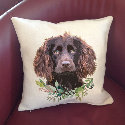 Boykin Spaniel Pillow Cover