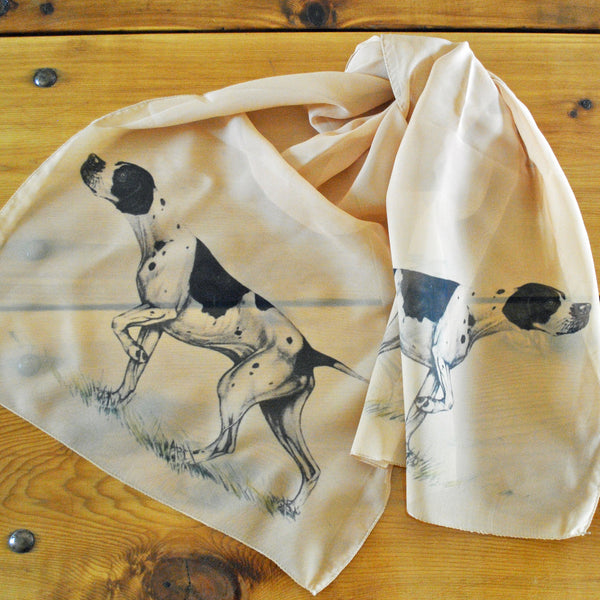 "Pointer Ladies' ""Silky"" Scarf"