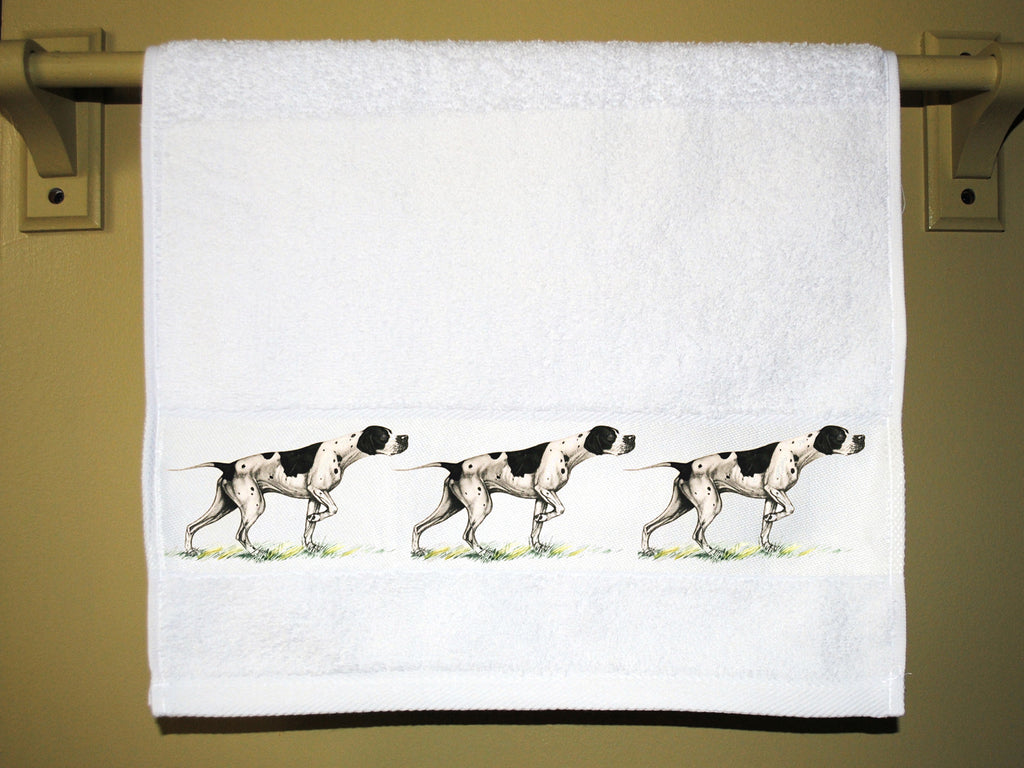 Pointer Towel