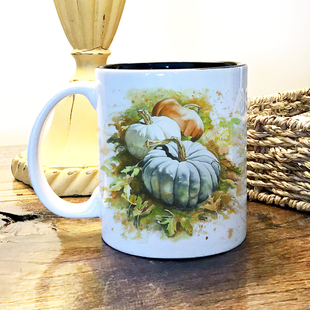 Ceramic Mug - Pumpkins