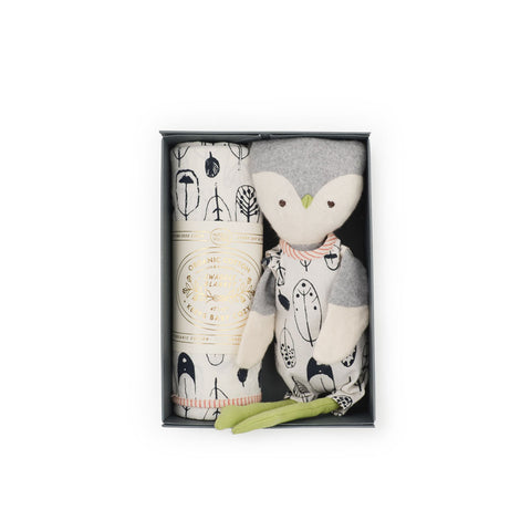 Feather Swaddle set