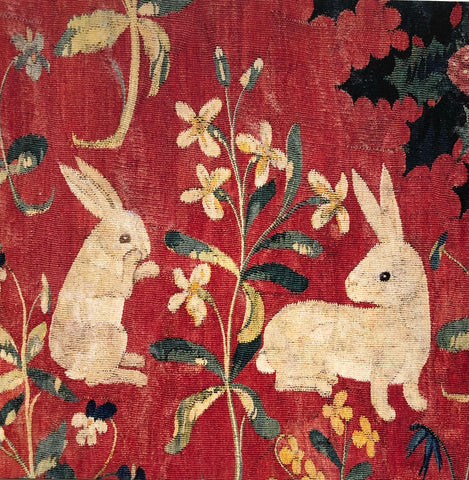 Woodland Animal Tapestry