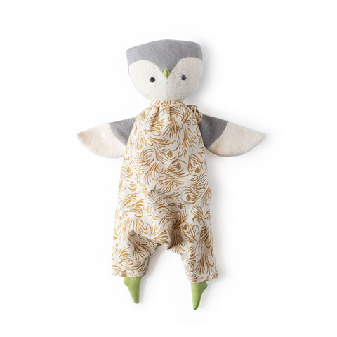 Lucy Owl in Herb Meadow Coverall