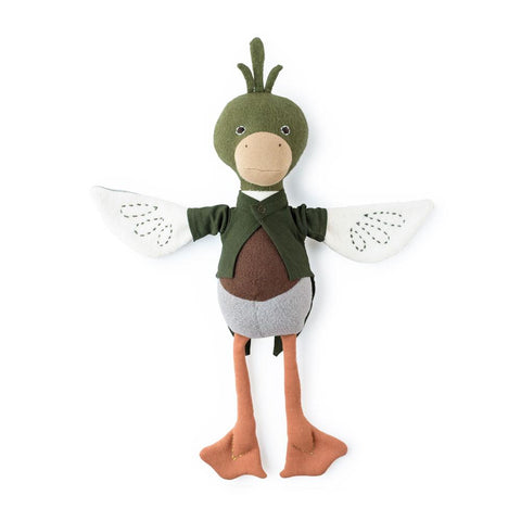 Hazel Village Gaspard Duck in Tailcoat