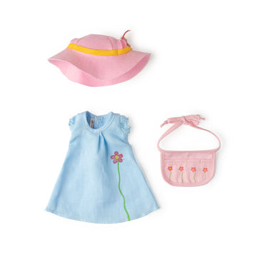 River's Dress, Hat and Apron