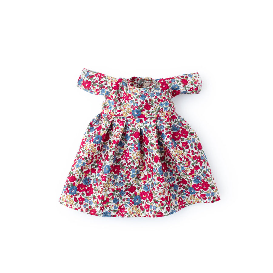 Hedgerow Dress for Dolls