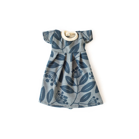 WWF Dress for Dolls - Elderberry Night Sky