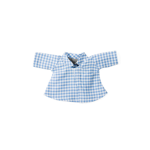 Gingham Shirt for Dolls