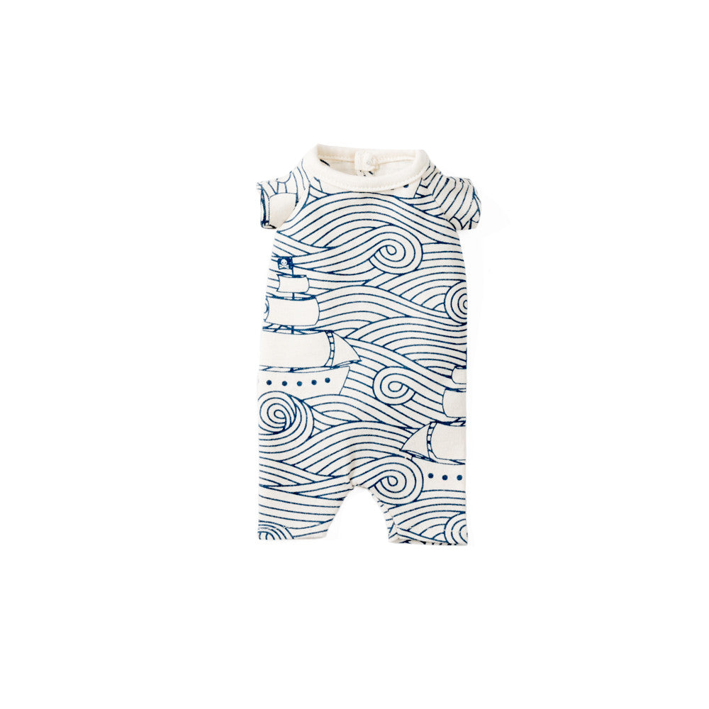 High Seas Romper for Dolls