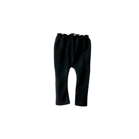 Black Explorer Leggings for Dolls