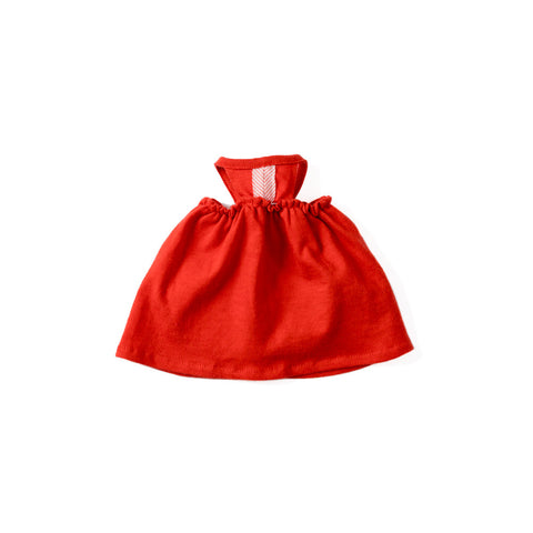 Strawberry Red Jumper for Dolls