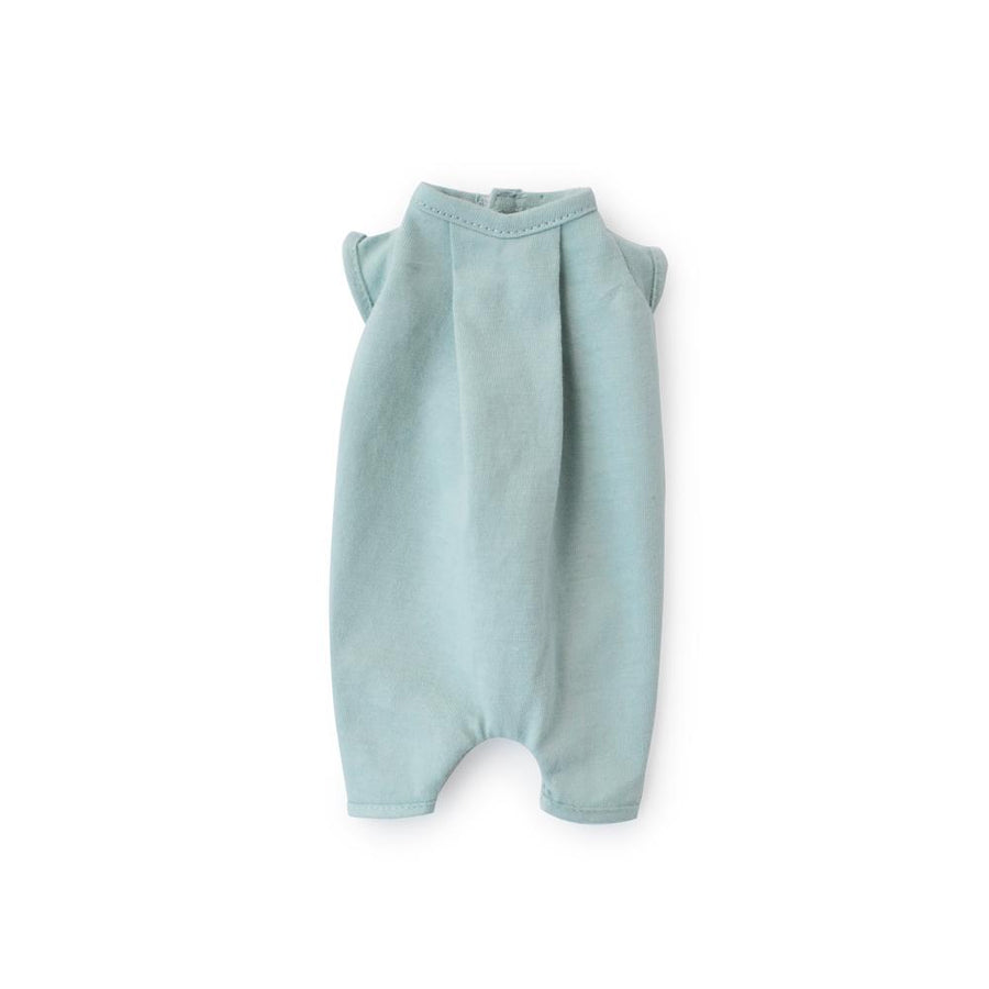 Hazel Grove Romper for Dolls - Egg Blue