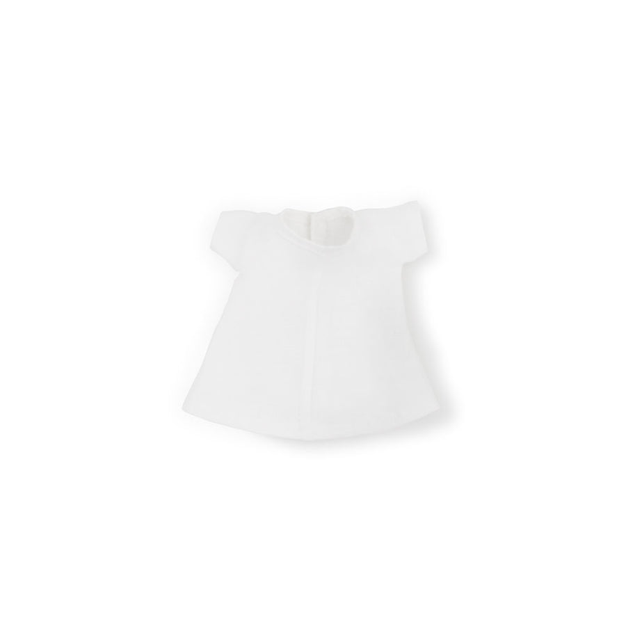 White Linen Shirt for Dolls