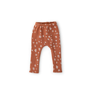 Fawn Spots Leggings for Dolls