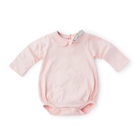 Hazel Village Childrens Clothes Thistle Pink Onesie for Babies