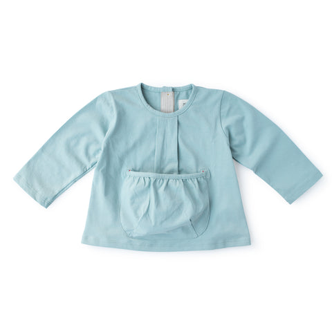 Hazel Grove Shirt in Egg Blue