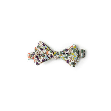 Kid's Bow Tie in Brambleberry