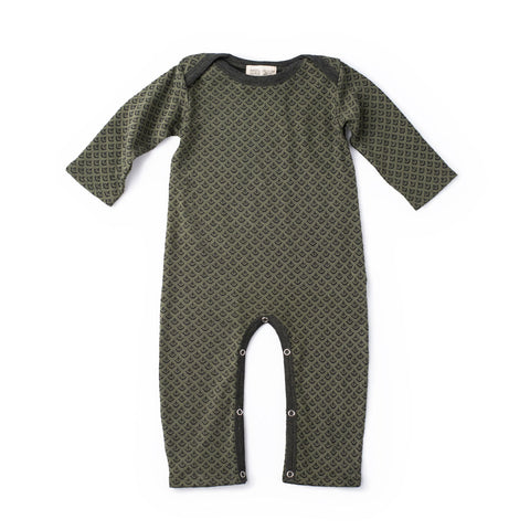 Leaf Cover Romper for Babies