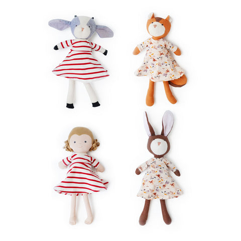 Hazel Village x Alice and Ames Dolls