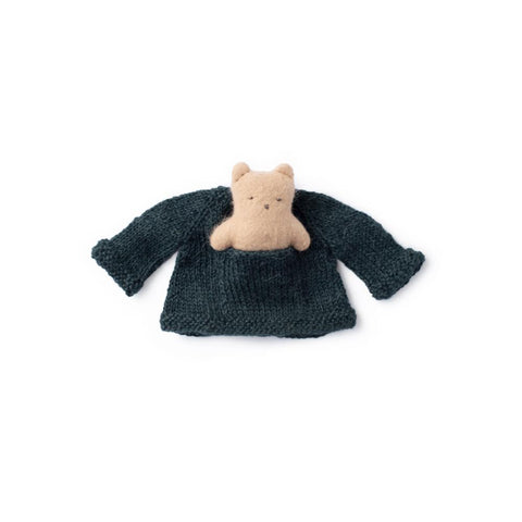 EMC Moss Pocket Shirt with Mini Bear