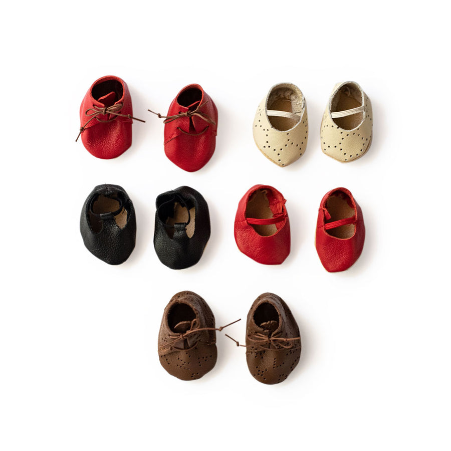 HV x Mon Petit Shoes for Human Dolls