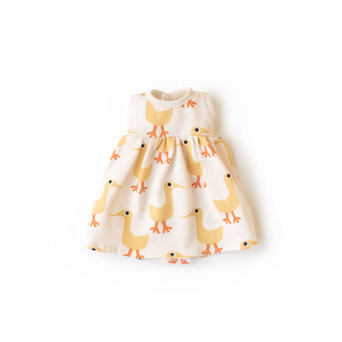 WWF x Hazel Village Dress - Ducks