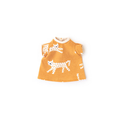 WWF x Hazel Village Tunic- Cats