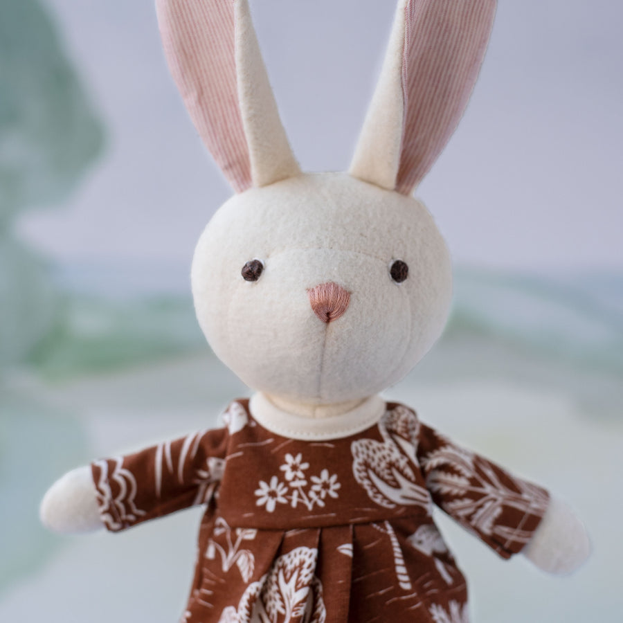 Emma Rabbit In the Forest WWF x HV Dress