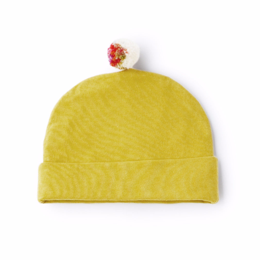 Pompom Hat for Kids
