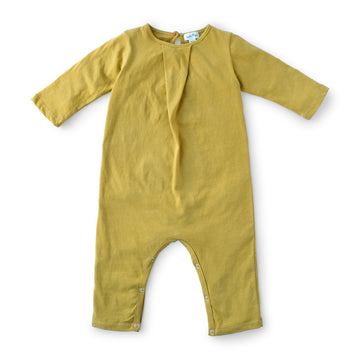 Hazel Village Childrens Clothes Bracken Green Romper for Kids