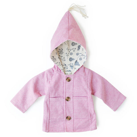 Clover Jacket for Kids