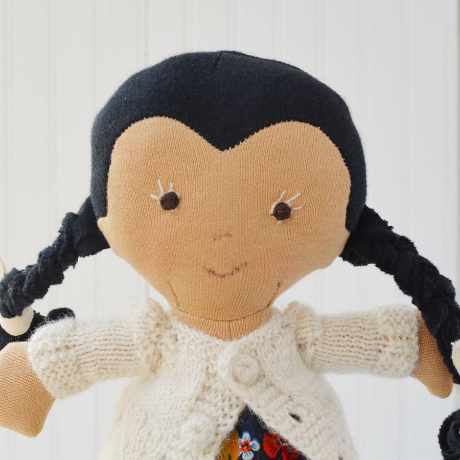 Hazel Village DressUp Doll Clothes Handmade Knit Doll sweater