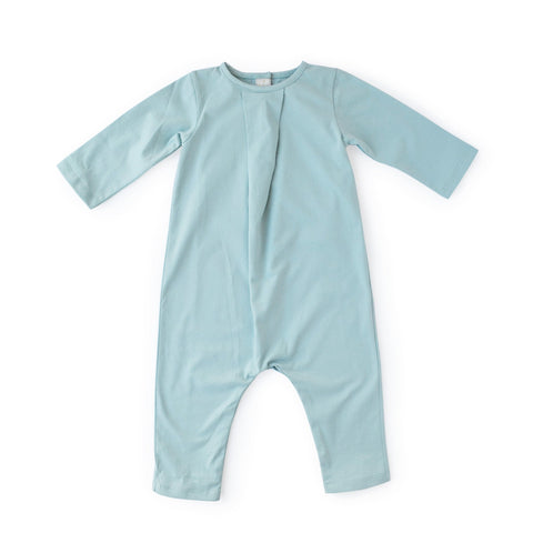 Hazel Village Childrens Clothes egg Blue Romper for Babies