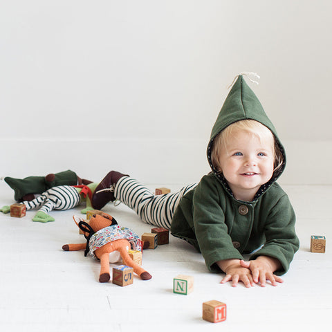 Elf Jacket for Kids