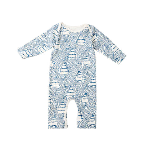 Hazel Village Childrens Clothes High Seas Romper for Kids