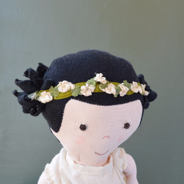 Flower Crown for Dolls