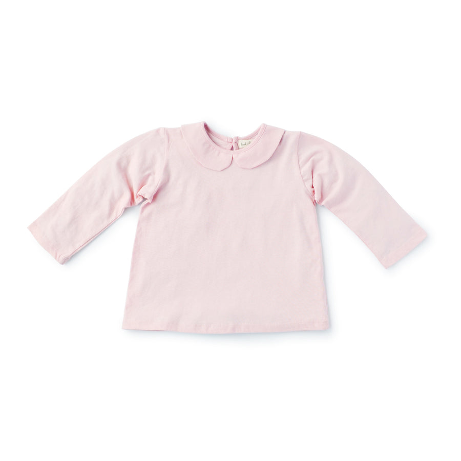 Hazel Village Childrens Clothes Thistle Pink Shirt for Toddlers