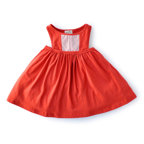 Hazel Village Childrens Clothes Strawberry Red Jumper for Kids