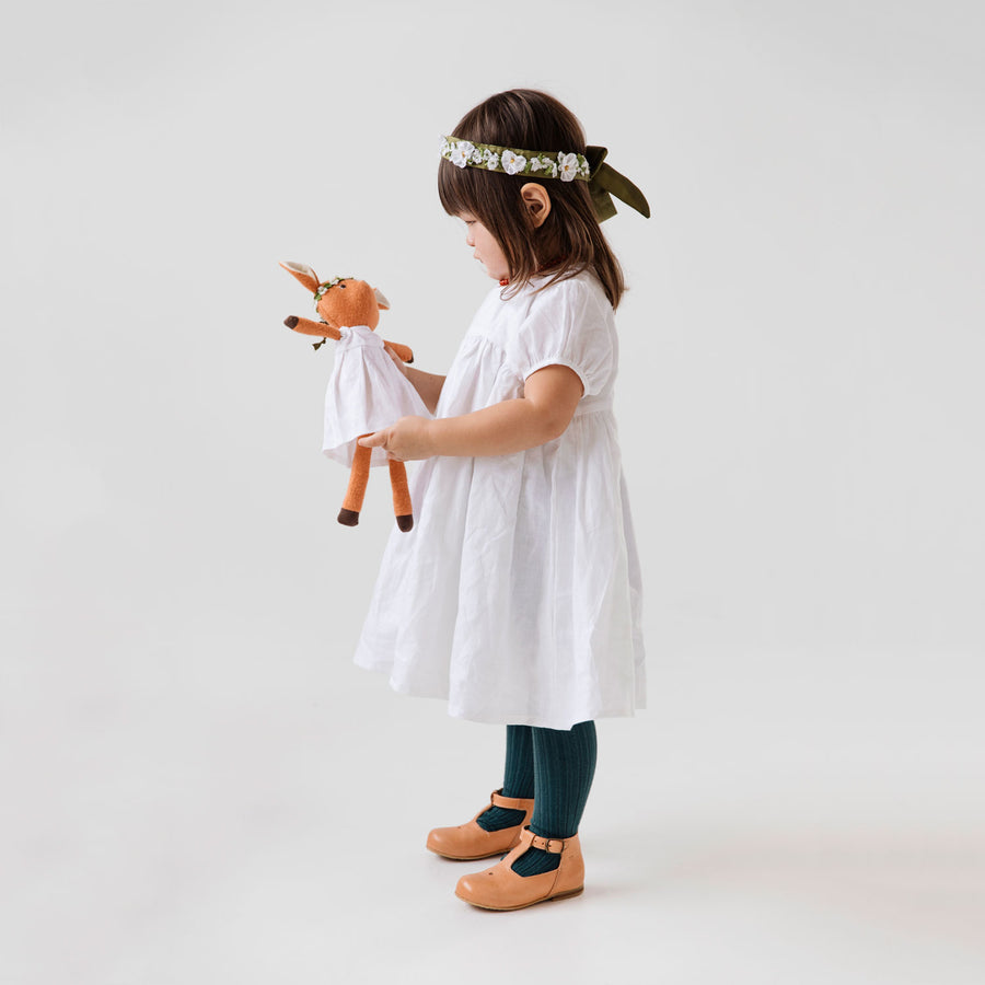 Linen Dress for Kids