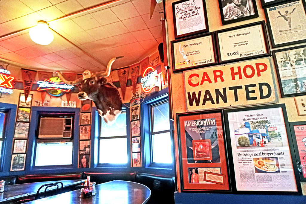 Car Hop Wanted