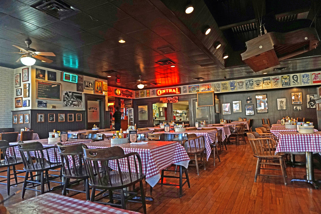 Inside Threadgill's South