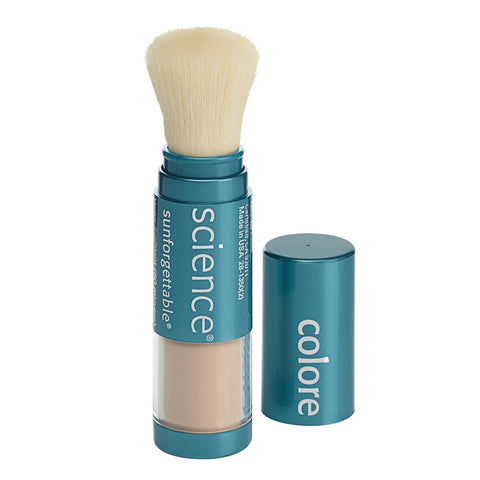 Colorescience Sunforgettable Mineral Sunscreen Brush SPF 30 - FAIR