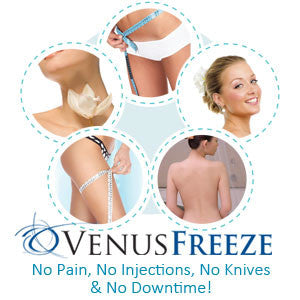 Treatment: Venus Freeze Body Contouring - 8 Treatments Package (20 min, 1 area)