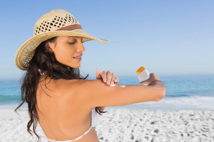 Ahhh Summer! Get Ready With Sun Protection