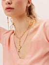 Necklaces The Divine Gemstone Necklace Vanessa Mooney